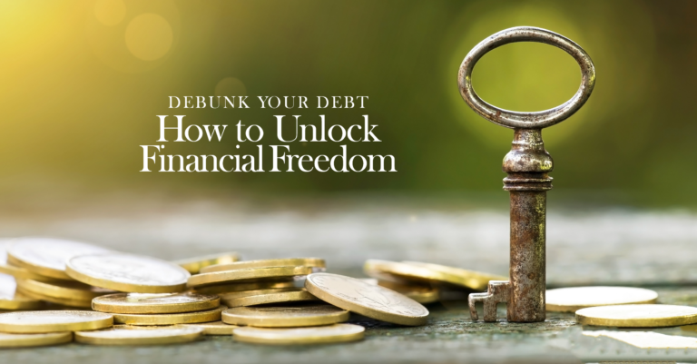 How To Unlock Financial Freedom