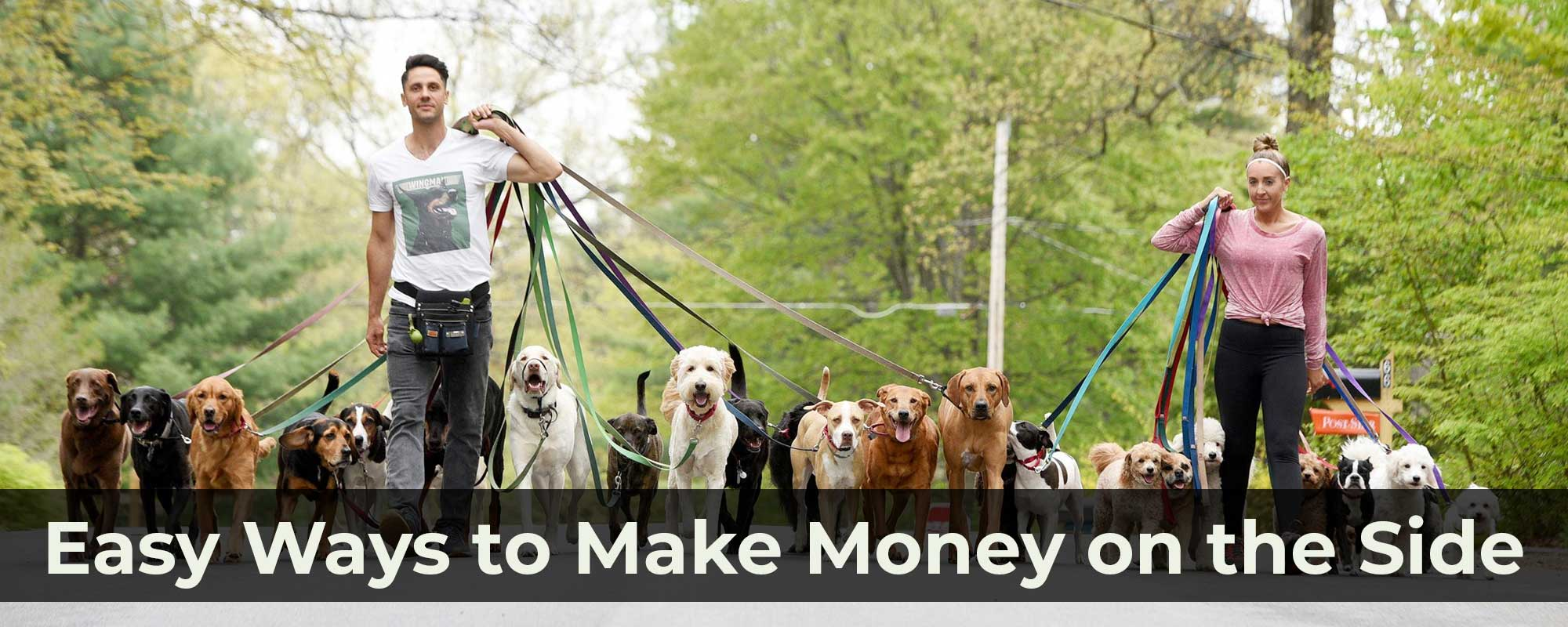 25 Easy Ways to Make Money on the Side