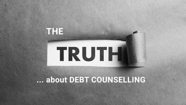 You are currently viewing The Truth About Debt Counselling